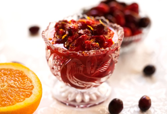 Cranberry Orange Sauce is easy to make and love