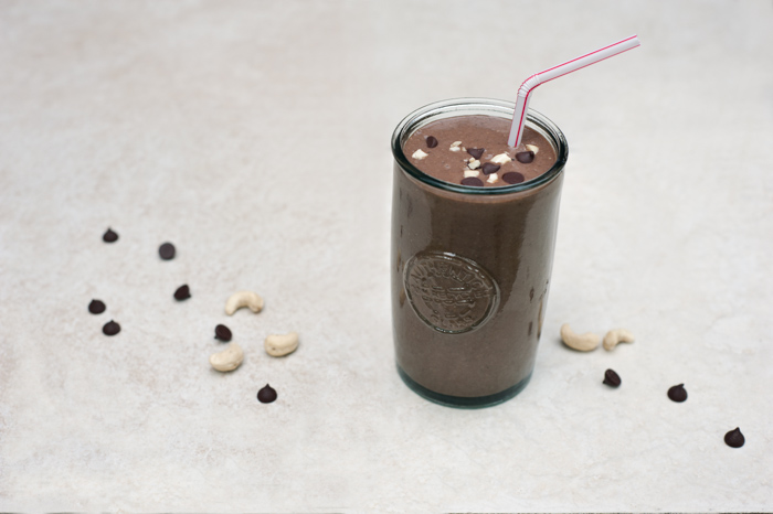 Organic Chocolate Smoothie