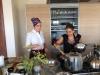 Leslie, Head Chef for the Detox  2