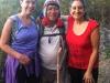 Hiking with Shaman