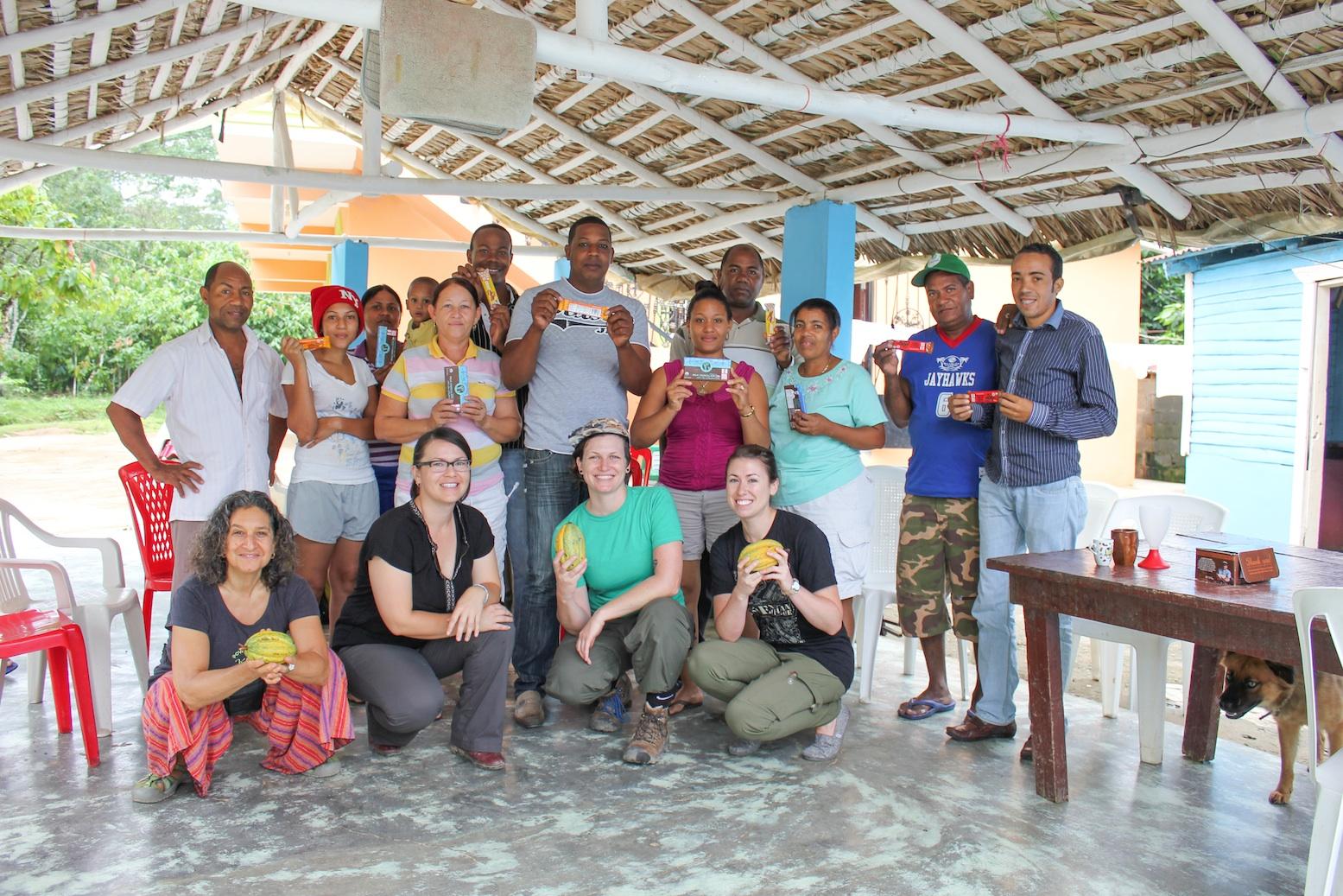 Organic Cacao Farmers Coperative Community