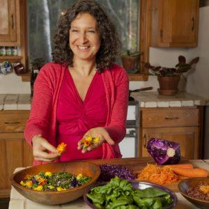 Leslie Cerier, The Organic Gourmet
