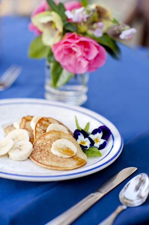 Organic and Gluten-Free Pancakes