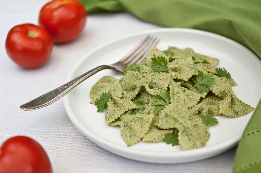 Cilantro Hemp Seed Pesto