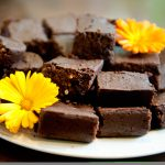 07 Hazelnut Brownies with Chocolate Chips is Gluten-Free