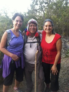Hiking with the Shaman
