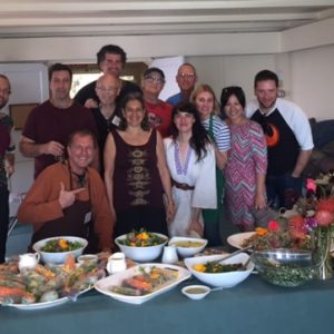 Esalen Institute Improvisational Cooking for Health and Vitality
