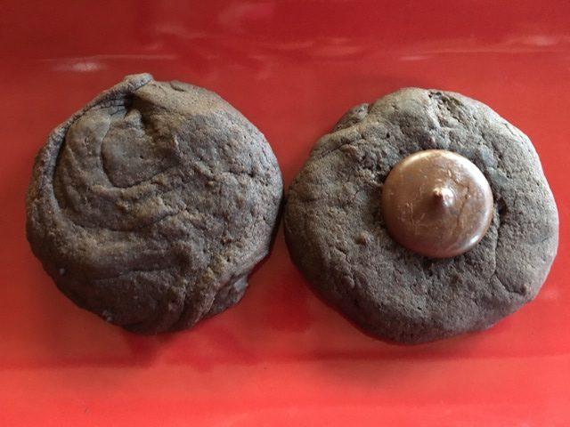 Vegan Espresso Cookies