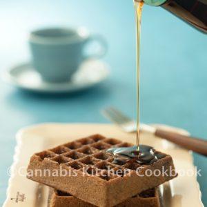 Cannabis Waffles
