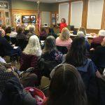 Marvelous Meatless Menus, Speaker Events with Leslie Cerier, The Organic Gouremt