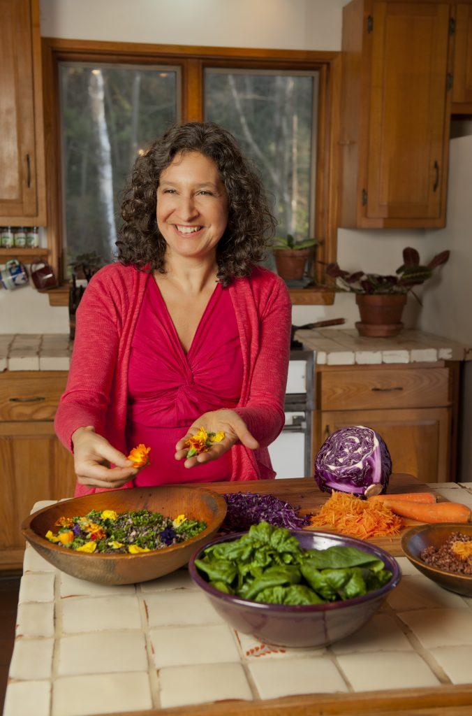 Leslie Cerier, The Organic Gourmet, Recipe Consultant