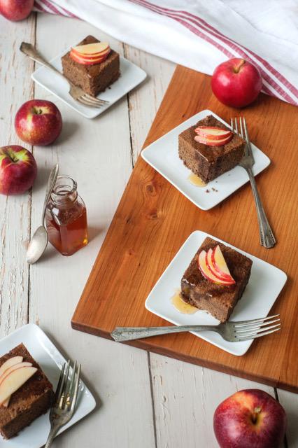 Honey and Spice Cake, gluten free, dairy free