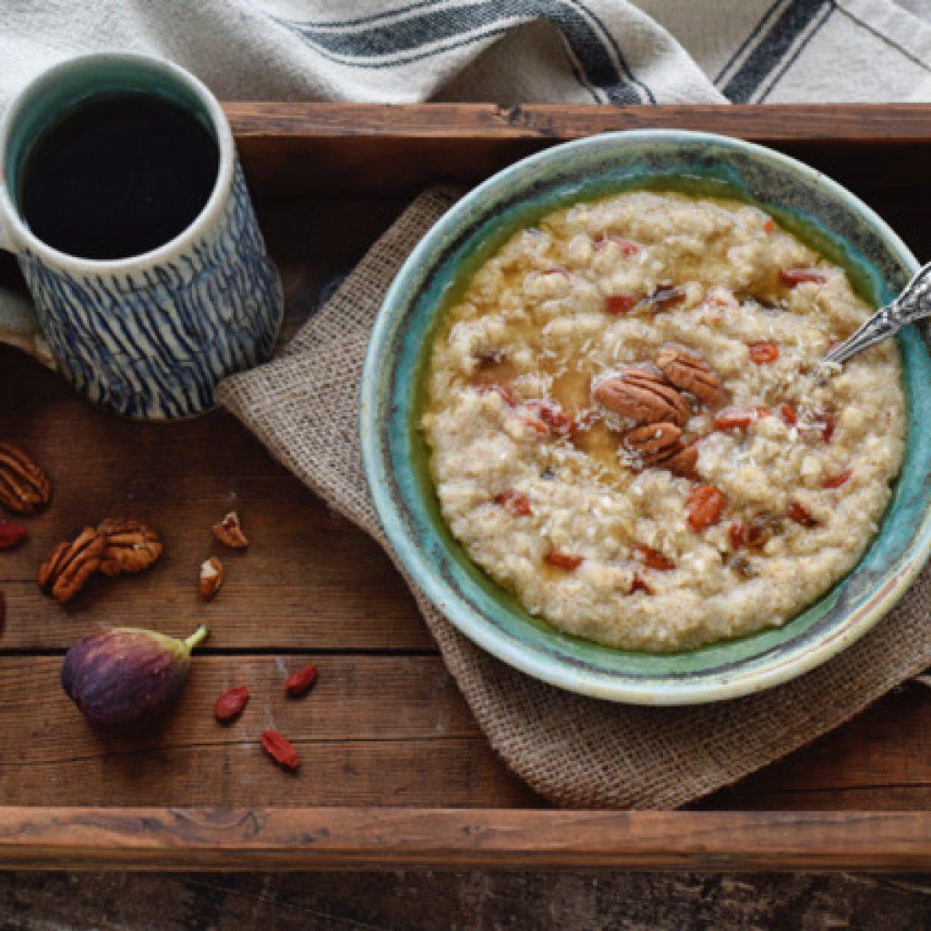 Warming Sweet Porridge